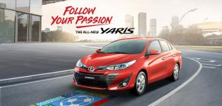 All New Yaris Sedan