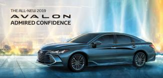 All New Toyota Avalon